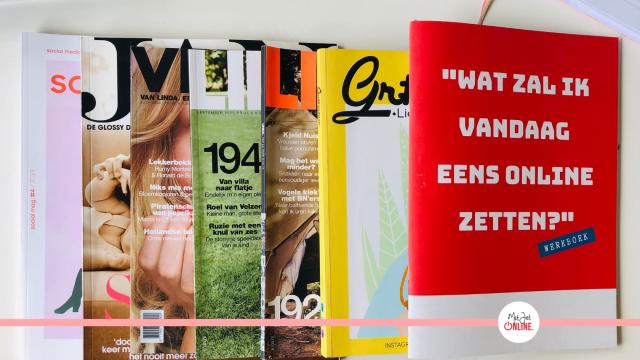 Magazine-denken helpt je een band op te bouwen met je doelgroep